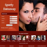 Sporty Dateaway image