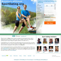 Sport Dating image